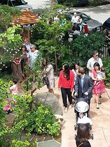 Legacy Garden Opening